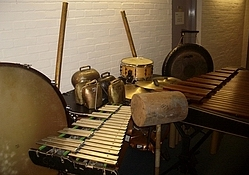 Mahler 6 Percussion